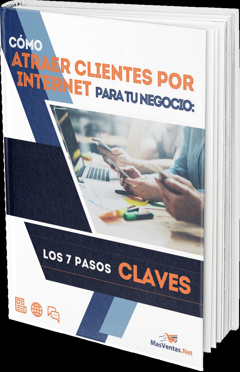 como atraer clientes por internet para tu negocio guia
