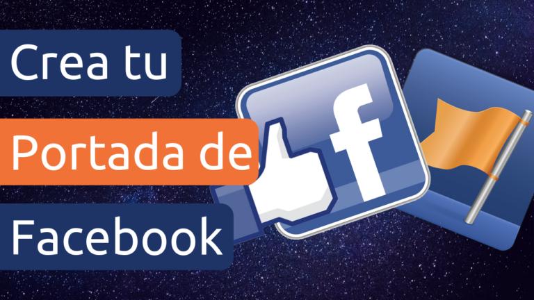 crear portada de facebook