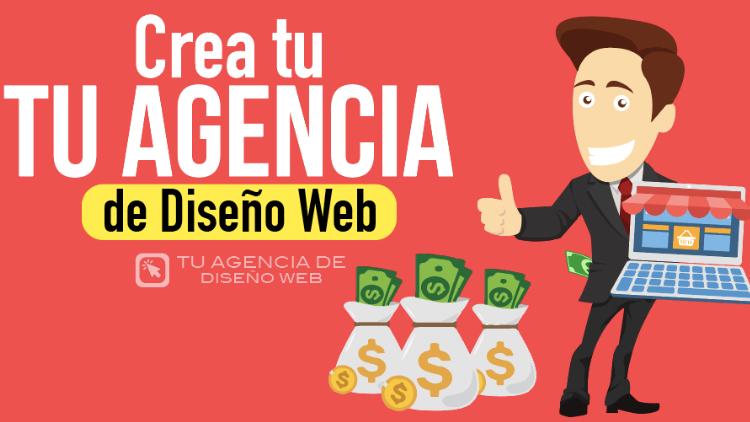 crea tu agencia web jaime gomez