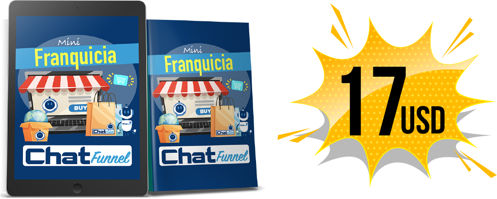 chatfunnel gabriel blanco mini franquicia