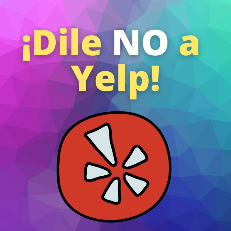 Yelp me estafó!