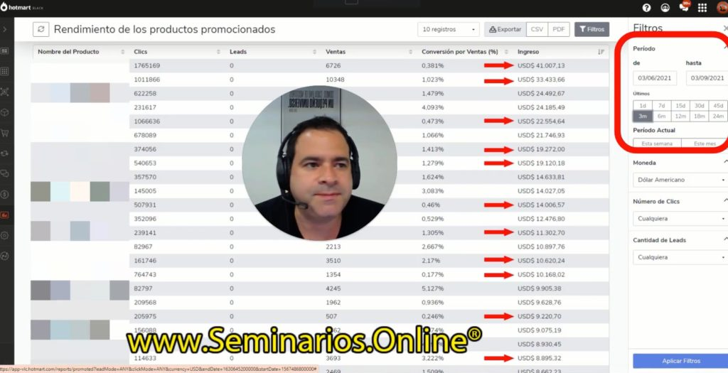 mauricio duque seminarios online